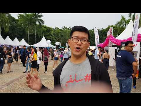 Konsert K-POP Music Festival K-WAVE 3 Di Stadium Malawati Shah Alam