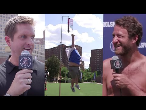The Barstool Sports NFL Combine with Todd McShay