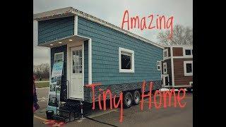 Titan Tiny Homes Tour With Chicago Bob