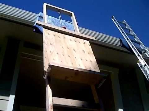 how to get onto your roof