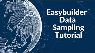 Easybuilder Data Sampling tutorial, How to Display Logged Data & Backup Data with Weintek software
