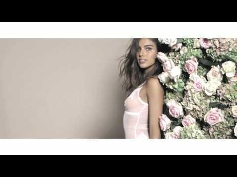Shlomit Malka (Israeli model for Intimissimi lingerie 2016)