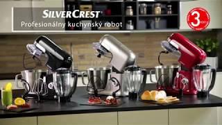 Kuchynský robot SILVERCREST