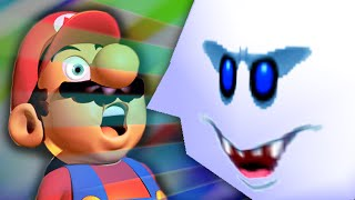 vuclip Mario 64 HACKED - Part 17 (MAD HOUSE!)