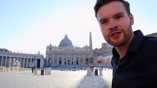 Exploring the Mysterious VATICAN CITY, Smallest Co...