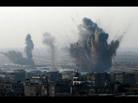 Syria News 15/7/2014 ~ Gaza under Israeli airstrikes: 194 Palestinians killed, 1400 injured