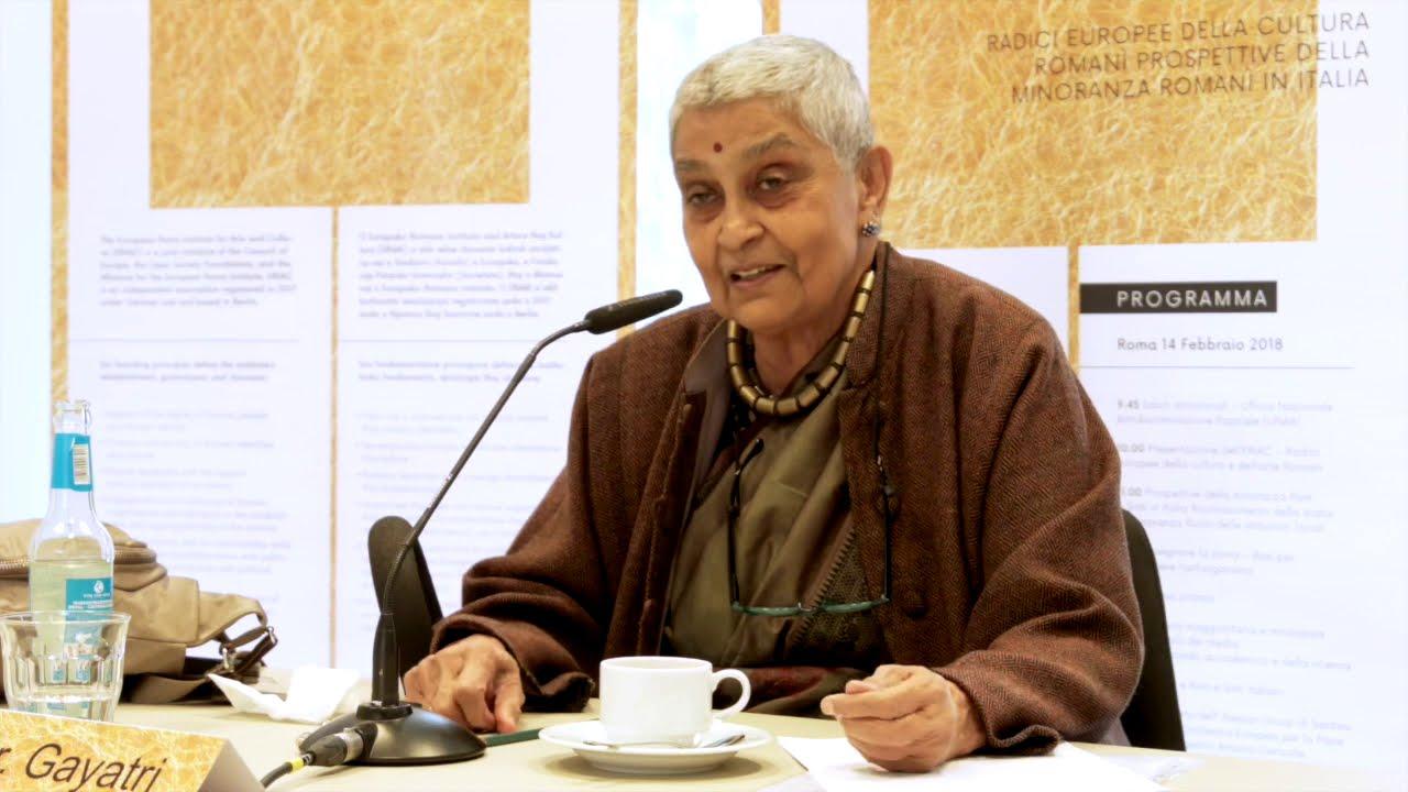 Download Prof. Dr. Gayatri Chakravorty Spivak: Affirmative Sabotage
