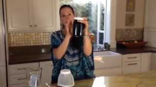 How to make Cold Brew/Low acid coffee with Diana Stobo