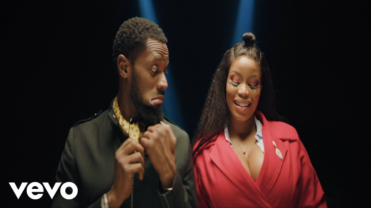 D'Banj - SHY [Official Video]