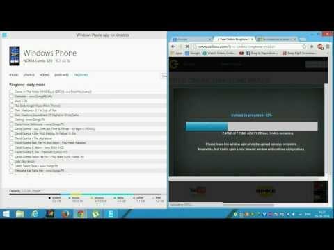 Making Custom Ringtones For Windows Phone 8 {3 Easy Steps}