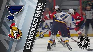01/18/18 Condensed Game: Blues @ Senators