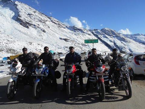 Himachal Pradesh on Two Wheels