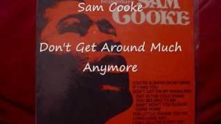 Sam Cooke-Don't get around much anymore.wmv