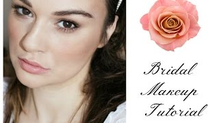 Bridal Makeup Tutorial Thumbnail
