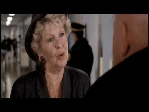 Elaine Stritch Who Cares?!?!