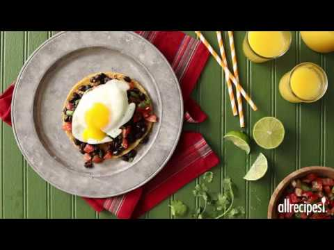 How to make black bean huevos rancheros comfort food recipes how to make black bean huevos rancheros comfort food recipes allrecipes forumfinder Images