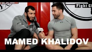 Mamed Khalidov: Lepiej byś tam umarł - tak powiedział mi mój ojciec