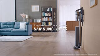 Samsung Jet75 and Clean Statio…