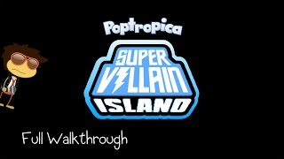 Poptropica: Super Villain Island FULL Walkthrough