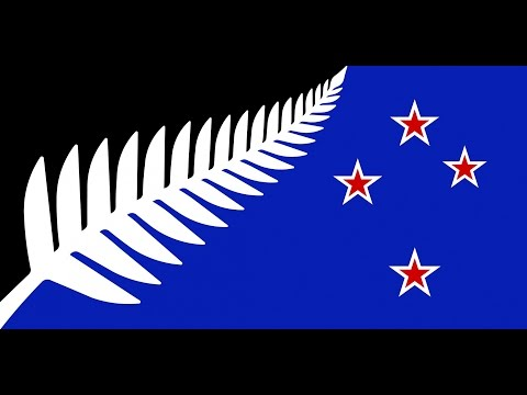 Changing the New Zealand Flag