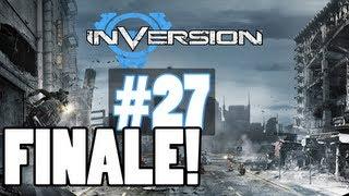 Inversion Walkthrough / Gameplay Part 27 - Kiltehr Boss Fight / Ending