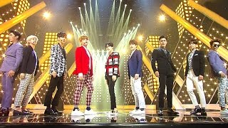 Gambar cover (Comeback Special) Super Junior(슈퍼주니어) - Devil(데빌) @인기가요 Inkigayo 20150719