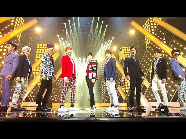 (Comeback Special) Super Junior(슈퍼주니어) - Devil(데빌) @인기가요 Inkigayo 20150719