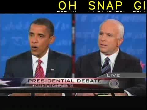 McCain Blinking in Morse Code, Secret Message Deciphered