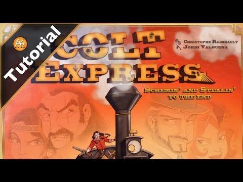Tutorial - Colt Express!