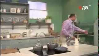 Картофельно-сельдереевое пюре рецепт от шеф-повара / Илья Лазерсон