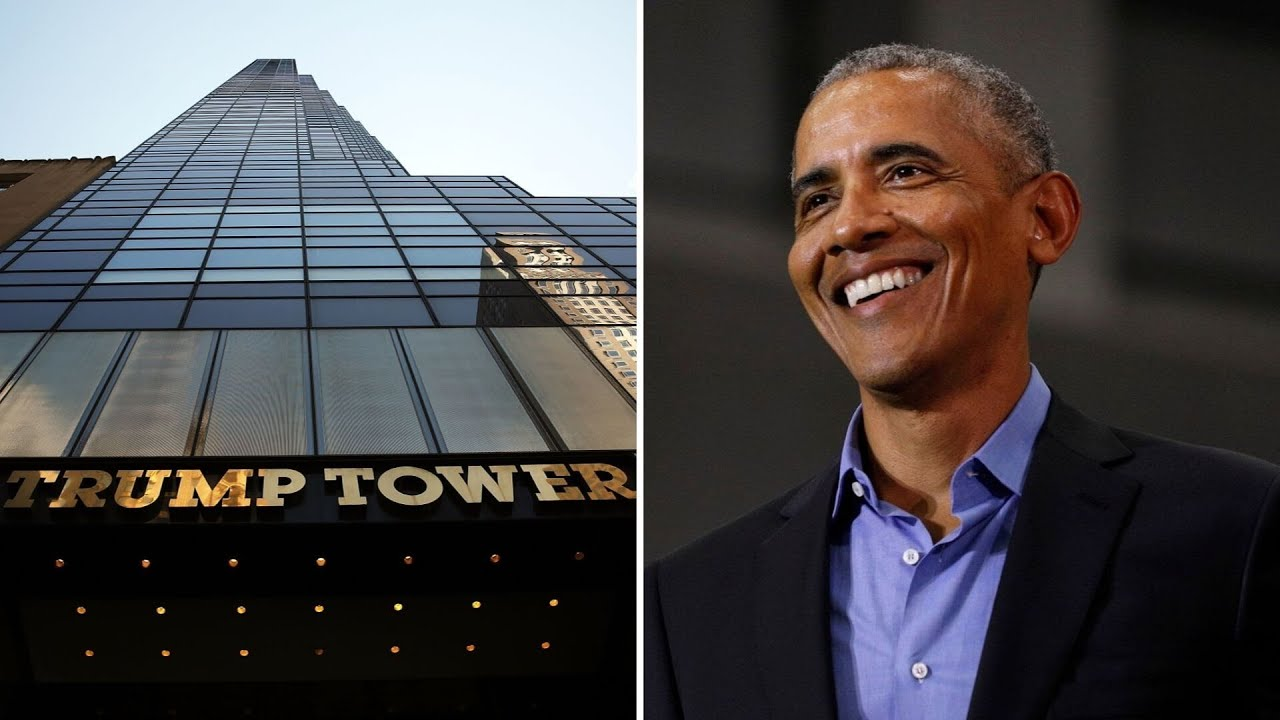 Petition to rename block of Trump Tower after Obama