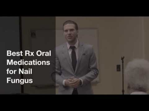 Put Your Best Foot Forward: Best Rx Oral Medications For Nail Fungus