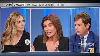 Otto e Mezzo (La7) 6 Ottobre 2017 / Alessandra Moretti - Pippo Civati - Lorella Cuccarini