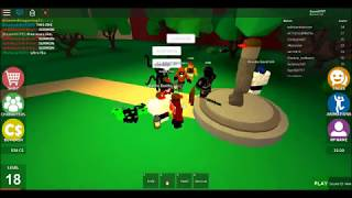 roblox How to summon Guest 666 in ObliviousHD Roleplay World!