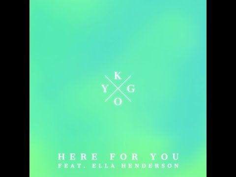 Kygo - Here For You (Piano Instrumental) Lyrics