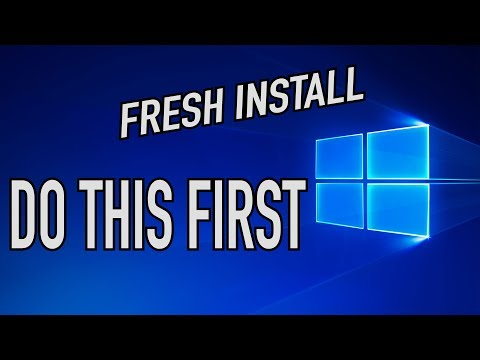 What to Do First When You Install Windows 10 | 2018 Tek Syndicate