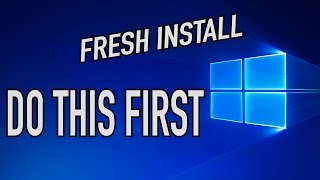 What to Do First When You Install Windows 10 | 2018 Tek Syndicate How-To