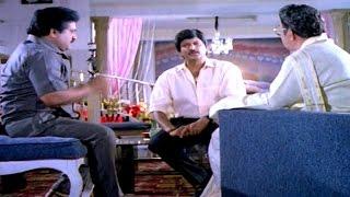 Alludugaru Movie || Mohan Babu Revenge On Shobana Comedy Scene || Mohan Babu, Shobana