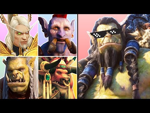 Who Will Lead Thrall's Rebel Bois?! Saurfang & The Assassins: Safe Haven Cinematic Analysis