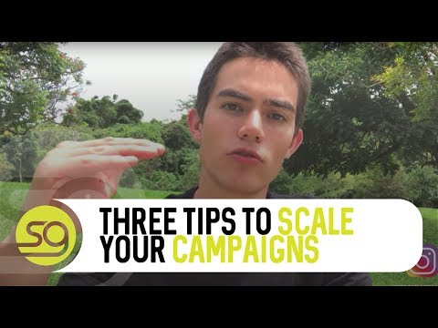 3 Tips To Scale Your E-Commerce Campaigns Using Facebook Ads