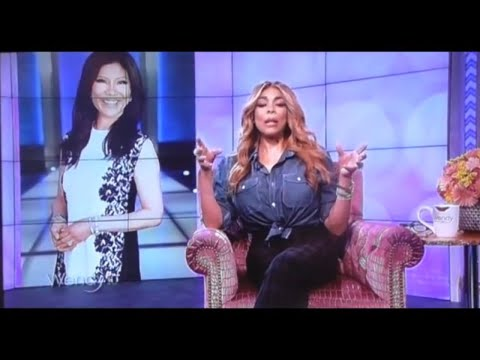 Wendy Williams Hilarious Response to Julie Chen leaving The Talk| Sept 18,2018