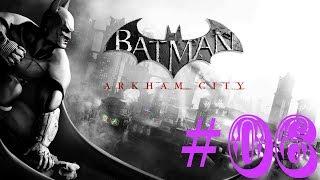 BATMAN ARKHAM CITY REMASTERED - [ESPAÑOL] - CAPITULO 06 - [720P] - PS4