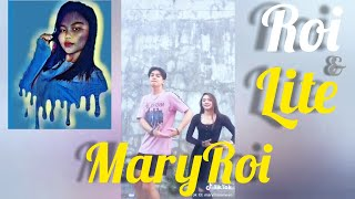 ROI ORIONDO AND MARY LITE TIKTOK COMPILATION 2020 | ROI JUSTINE ORIONDO | MARY LITE LAMAYO