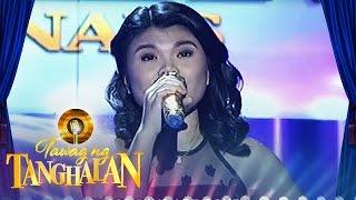 Tawag ng Tanghalan: Pauline Agupitan | All By Myself (Round 1 Semifinals)