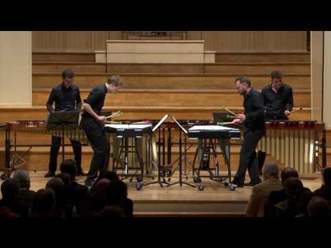 Steve Reich Mallet Quartet: Colin Currie