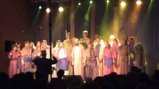 "I Walk Free - uit de musical ""The Apostle"" - Gospelkoor Shira Winsum (Gr)"
