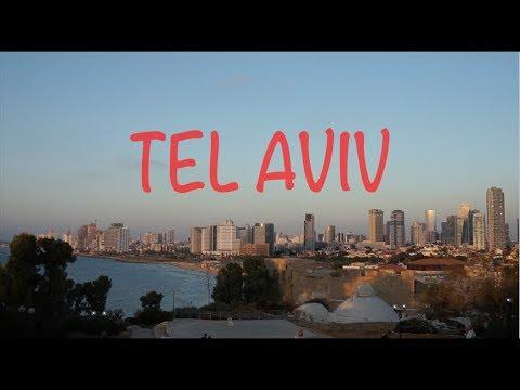 Tel Aviv, Israel. Part 2 (English Version)