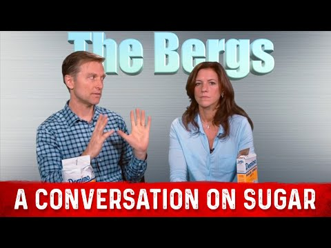A Conversation on SUGAR with Karen and Dr. Berg