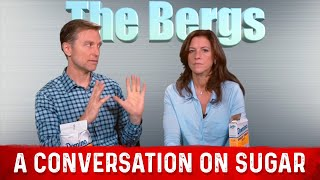 a conversation on sugar with karen and dr berg