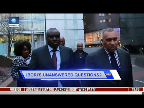 Ibori Was Never Meant To Govern Any State Due To First Conviction-- Legal Practitioner Pt 1